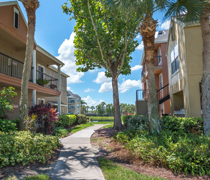 Luxury St. Petersburg, Florida Apartments